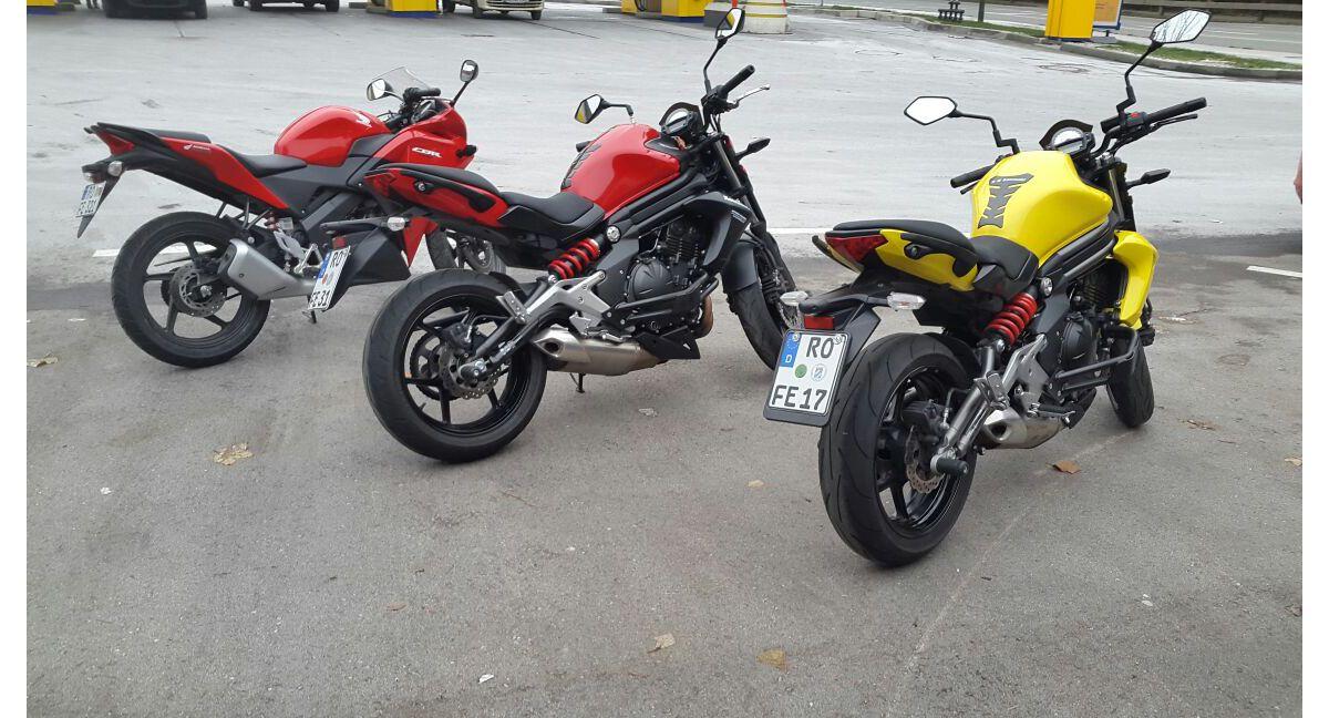 Motorrad-Ausbildung bei Fahrschule Heindlmeier